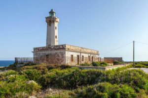 Photographie du phare dans son état actuel