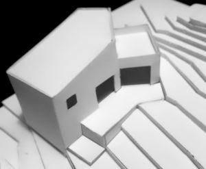 Maquette de la maison MRV à Toulouse