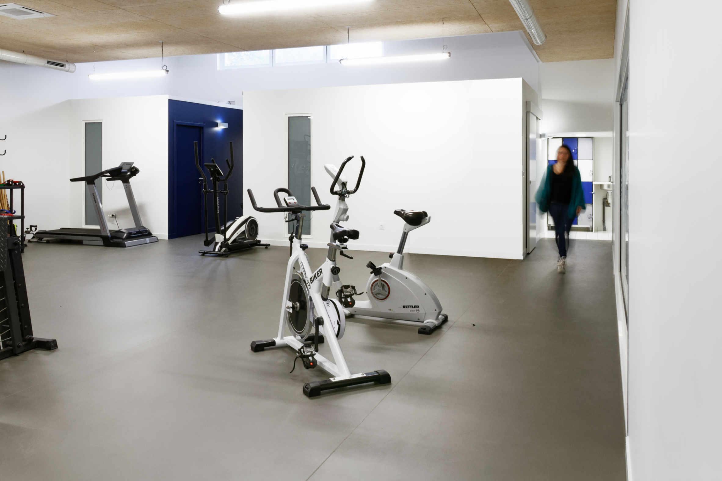 Photo salle de sport fitness Cabinet de kinésithérapeutes et ostéopathes