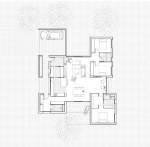 Plan Bardy- construction maison individuelle- revel saint ferreol