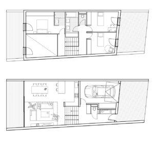 Plan maison PP- maison neuve sept deniers toulouse